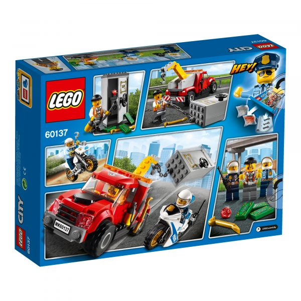 60137 - Autogrù in panne - Lego City - Toys Center - LEGO CITY - Costruzioni