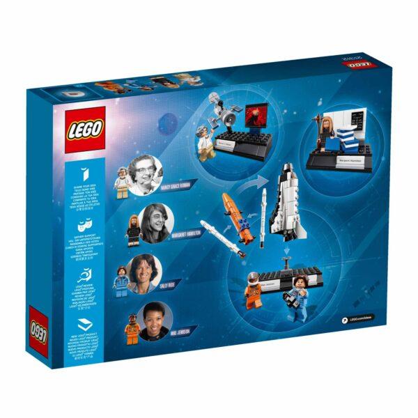 LEGO IDEAS ALTRI 21312 - Le donne della NASA Maschio 12+ Anni, 8-12 Anni