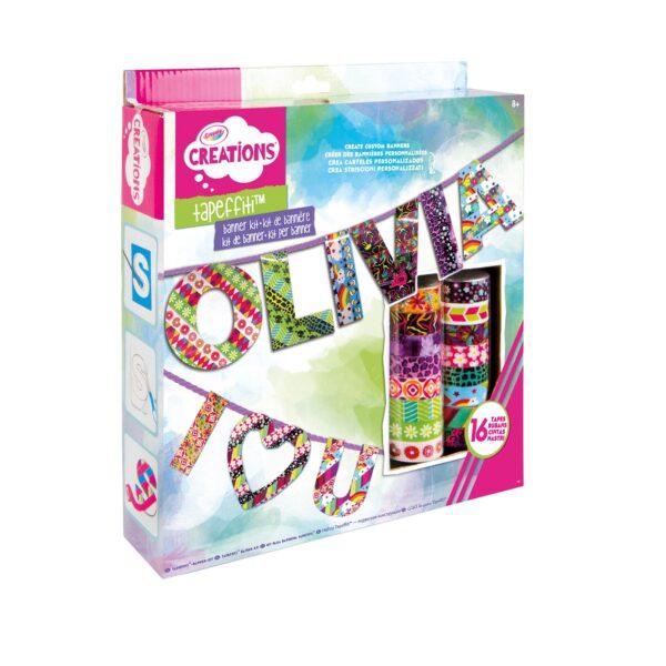 Set Feste&Party Crayola Creations ALTRO Femmina 12+ Anni, 5-8 Anni, 8-12 Anni ALTRI