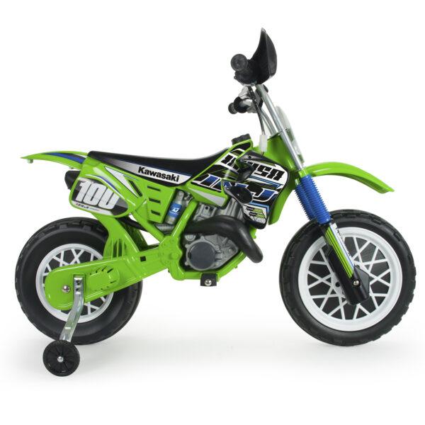 MOTO KAWASAKI CROSS 6 V - Altro - Toys Center - ALTRO - Veicoli giocattolo a batteria