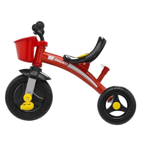 Chicco ALTRI Triciclo U-Go Ducati Maschio 12-36 Mesi, 3-5 Anni, 5-8 Anni
