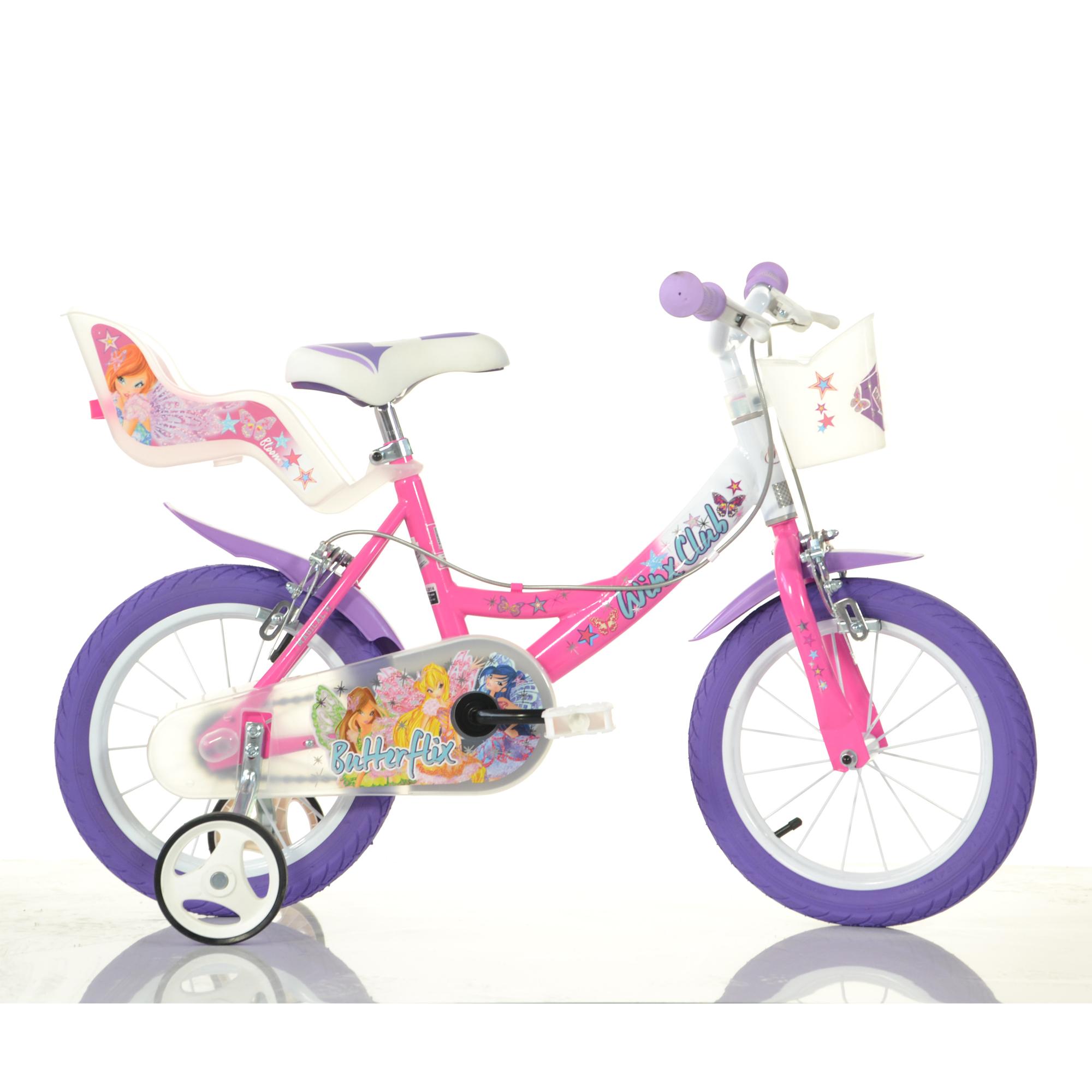 Bicicletta Winx 16