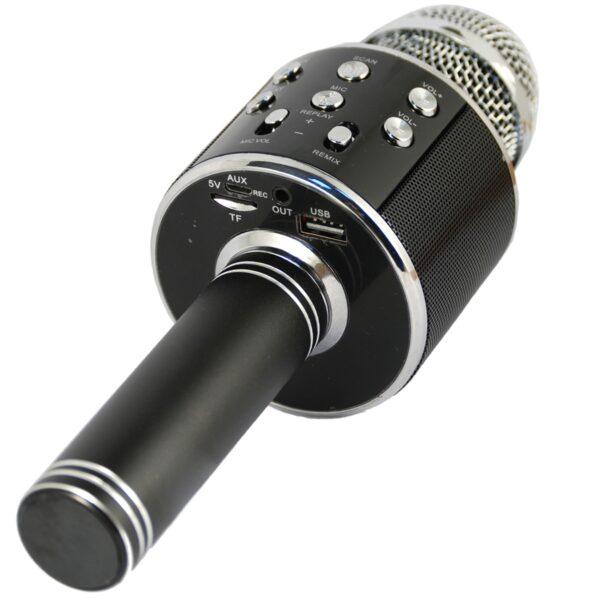 Microfono Karaoke - ARIETE INFORMATICA - Marche XTREME Unisex 12+ Anni, 5-8 Anni, 8-12 Anni ALTRI