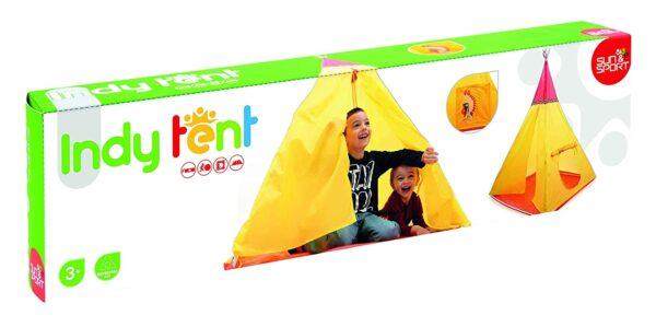 La Tenda Indiana - Sun&sport - Toys Center SUN&SPORT Unisex 12-36 Mesi, 3-5 Anni, 5-8 Anni ALTRI