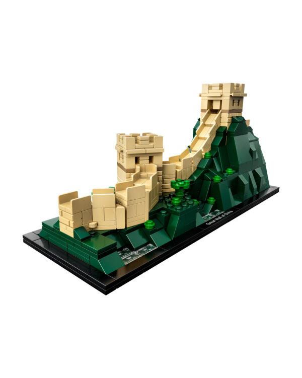 ALTRI LEGO ARCHITECTURE Unisex 12+ Anni, 8-12 Anni 21041 - Grande Muraglia cinese - Lego Architecture - Toys Center