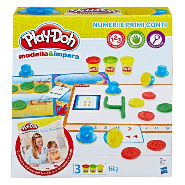 Colori e forme PLAY-DOH Unisex 12-36 Mesi, 3-5 Anni, 5-8 Anni ALTRI