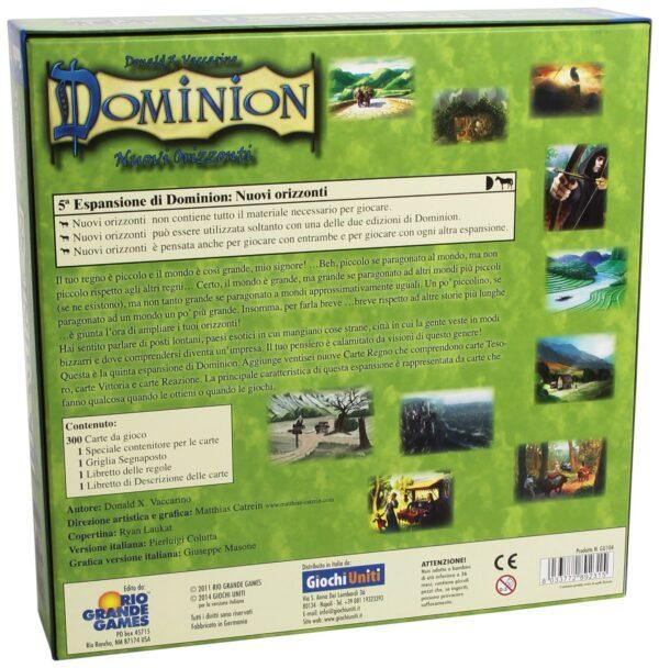 DOMINION NUOVI ORIZZONTI - Altro - Toys Center ALTRI Unisex 12+ Anni, 5-8 Anni, 8-12 Anni ALTRO