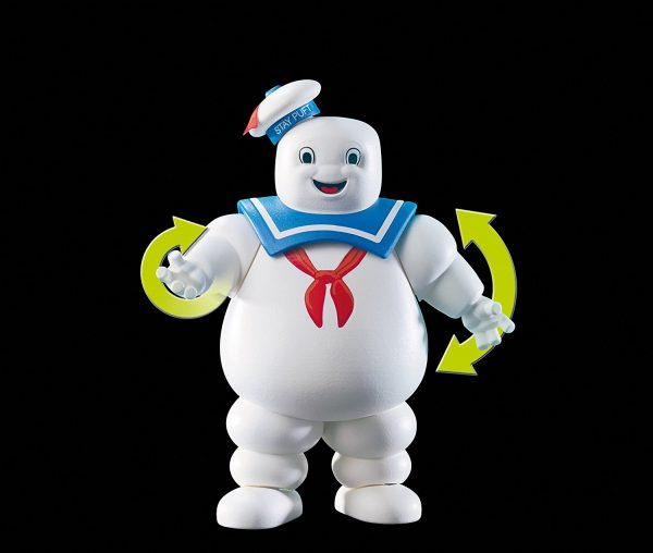 ALTRO GHOSTBUSTERS 9221 - GHOSTB MARSHMALLOW/STANTZ - GHOSTBUSTERS - Personaggi Unisex 12+ Anni, 3-5 Anni, 5-8 Anni, 8-12 Anni