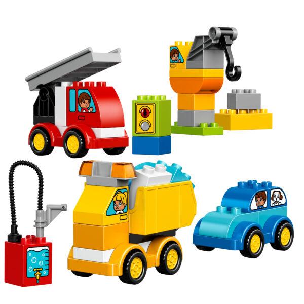 10816 - I miei primi veicoli - LEGO DUPLO - Costruzioni