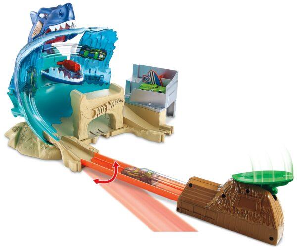 ALTRI Hot Wheels Maschio 12+ Anni, 8-12 Anni Hot Wheels - Sfida lo Squalo - Hot Wheels - Toys Center