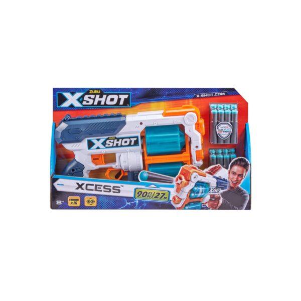SUN&SPORT FUCILE X-SHOT XCESS Maschio 12+ Anni, 5-8 Anni, 8-12 Anni ALTRI