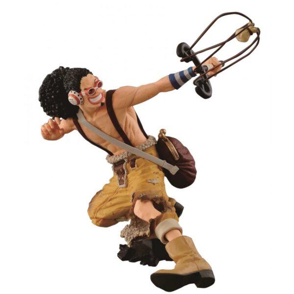 ONE PIECE Figure The Usopp - BANDAI - Marche - BANPRESTO - Action figures