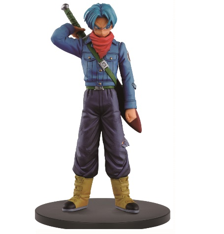 DRAGON BALL SUPER W. Trunks - BANDAI - Marche BANPRESTO Maschio 12+ Anni DRAGONBALL