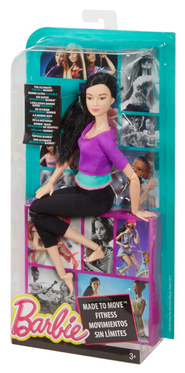 Barbie Snodata 12-36 Mesi, 3-4 Anni, 3-5 Anni, 5-7 Anni, 5-8 Anni, 8-12 Anni Femmina Barbie ALTRI