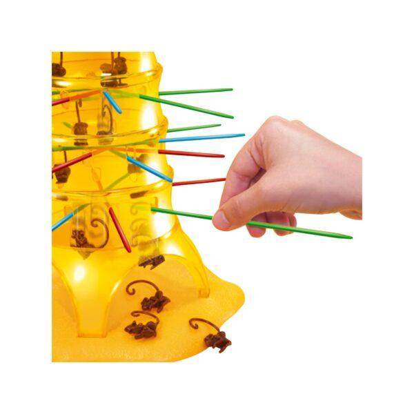 Mattel Games- Salva le Scimmie, Gioco in Scatola per 2-4 Giocatori ALTRI Unisex 3-5 Anni, 5-7 Anni, 5-8 Anni, 8-12 Anni MATTEL GAMES
