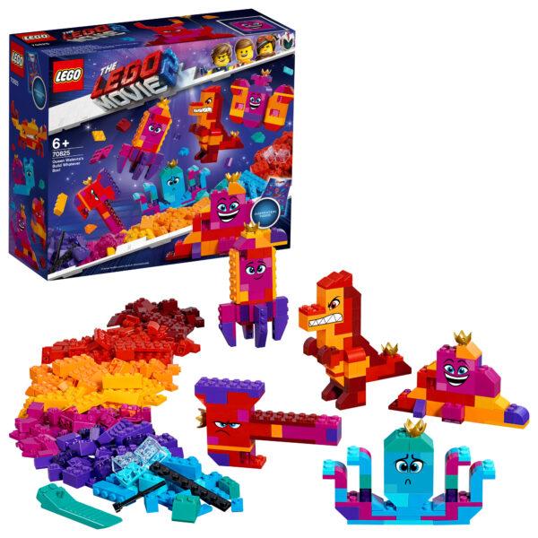 """70825 - La scatola """"costruisci quello che vuoi"""" della Regina Wello Ke Wuoglio! - ALTRO - Costruzioni"""