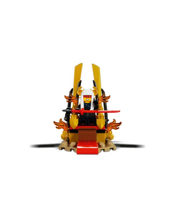 70651 - Duello nella sala del trono - Lego Ninjago - Toys Center - LEGO NINJAGO - Costruzioni
