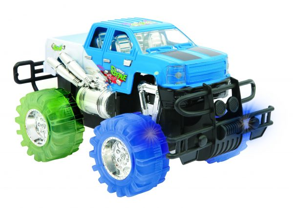 MOTOR&CO Pick up ruote luminose TOYS CENTER Maschio 12-36 Mesi, 12+ Anni, 3-5 Anni, 5-8 Anni, 8-12 Anni MOTOR & CO