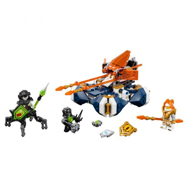 LEGO NEXO KNIGHTS ALTRI 72001 - Il giostratore volante di Lance - Giocattoli Toys Center Maschio 12+ Anni, 5-8 Anni, 8-12 Anni