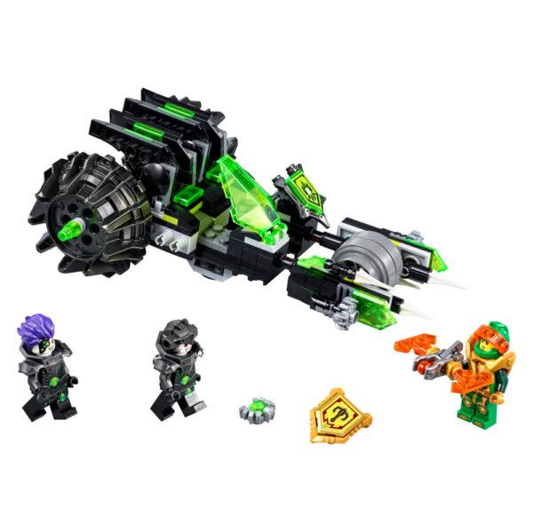 LEGO NEXO KNIGHTS ALTRI 72002 - Twinfector - Lego Nexo Knights - Toys Center Maschio 12+ Anni, 5-8 Anni, 8-12 Anni