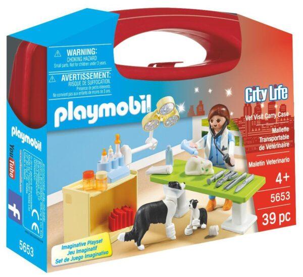 5653 - CARRY CASE VETERINARIO - Altro - Toys Center ALTRO Femmina 12+ Anni, 3-5 Anni, 5-8 Anni, 8-12 Anni ALTRI
