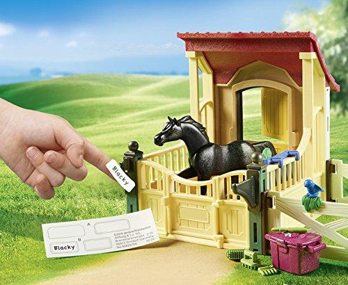 6934 - GRAN MAN STALLA CAVALLO ARABO - Altro - Toys Center ALTRI Unisex 12+ Anni, 3-5 Anni, 5-8 Anni, 8-12 Anni ALTRO