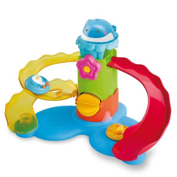 PARCO ACQUATICO GIOCO BAGNO - B-kids - Toys Center ALTRI Unisex 0-12 Mesi, 12-36 Mesi, 3-5 Anni, 5-8 Anni, 8-12 Anni B-KIDS