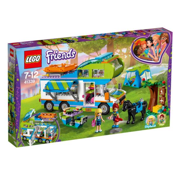 41339 - Il camper van di Mia - Lego Friends - Toys Center LEGO FRIENDS Femmina 12+ Anni, 5-8 Anni, 8-12 Anni ALTRI