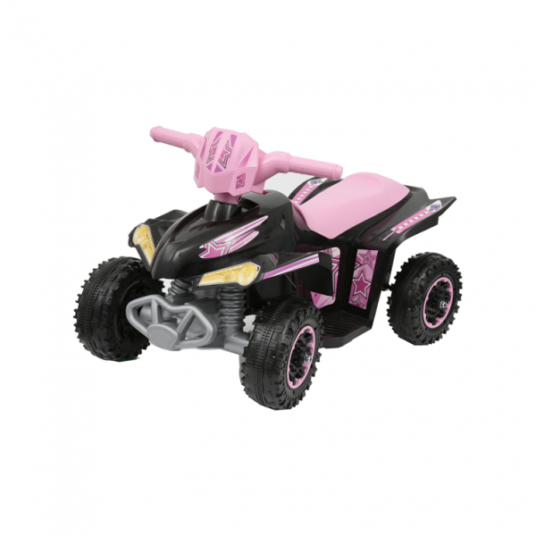 QUAD CAVALCABILE ROSA SUN&SPORT Femmina 12-36 Mesi, 12+ Anni, 3-5 Anni, 5-8 Anni, 8-12 Anni ALTRI
