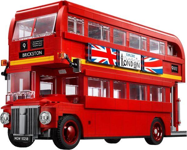 10258 - London Bus - Lego Creator Expert - Toys Center - LEGO CREATOR EXPERT - Costruzioni