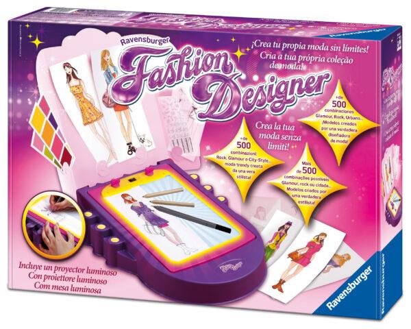 FASHION DESIGNER DE LUXE - Giocattoli Toys Center ALTRO Femmina 5-8 Anni ALTRI
