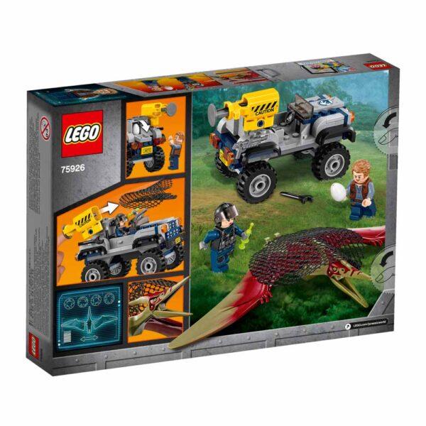 75926 - Inseguimento dello Pteranodonte - LEGO JURASSIC WORLD - LEGO - Marche JURASSIC WORLD Unisex 12+ Anni, 5-8 Anni, 8-12 Anni ALTRO