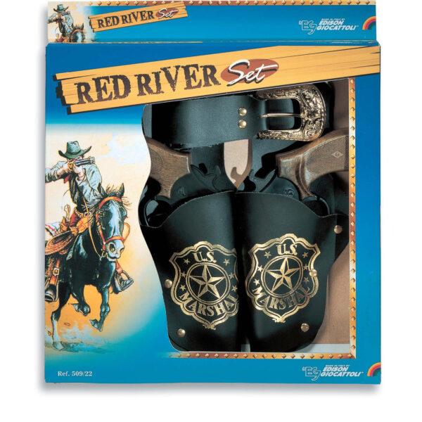 RED RIVER SET 2PISTECINT.CAL 8 ALTRO Maschio 12-36 Mesi, 3-5 Anni, 5-7 Anni, 5-8 Anni, 8-12 Anni ALTRI