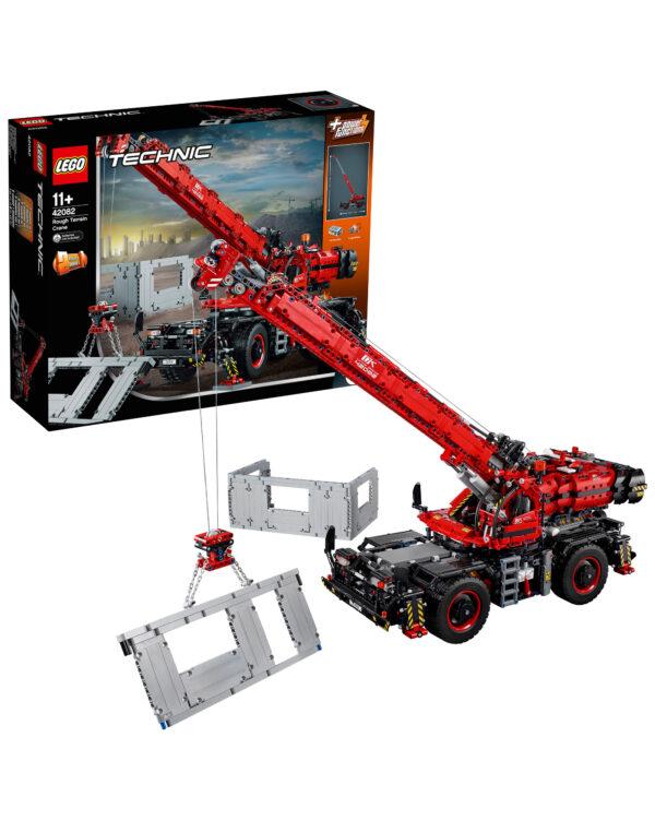 LEGO TECHNIC - Grande gru mobile 42082 LEGO TECHNIC Unisex 12+ Anni, 8-12 Anni ALTRI