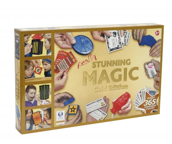 Stunning Magic gold edition - Zig Zag - Toys Center - ZIG ZAG - Giochi da tavolo