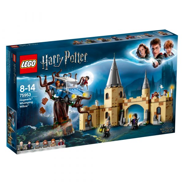 75953 - Harry Potter - Il platano picchiatore di Hogwarts - Warner Bros. - Toys Center HARRY POTTER Unisex 12+ Anni, 5-8 Anni, 8-12 Anni LEGO® Harry Potter™, WARNER BROS.