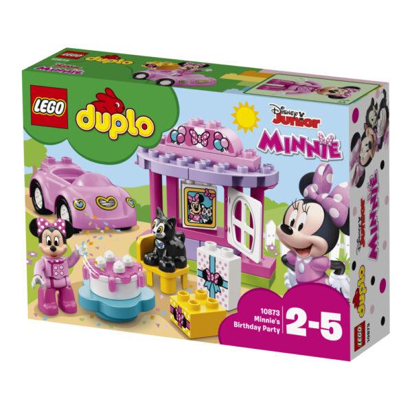 10873 - La festa di compleanno di Minnie - Lego Duplo - Toys Center ALTRI Unisex 12-36 Mesi, 12+ Anni, 3-5 Anni, 5-8 Anni, 8-12 Anni LEGO DUPLO
