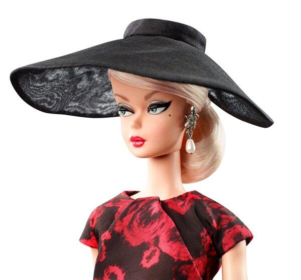 Barbie collectors - BFMC Rose Cocktail Dress, uno stile sofisticato da collezionare - FJH77 - Barbie - Fashion dolls