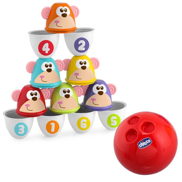 Monkey Strike Chicco Unisex 0-2 Anni, 12-36 Mesi, 3-4 Anni, 3-5 Anni, 5-8 Anni ALTRI