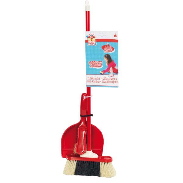 FUNNY HOME Set per pulizie FUNNY HOME Unisex 12-36 Mesi, 3-4 Anni, 3-5 Anni, 5-7 Anni, 5-8 Anni ALTRI