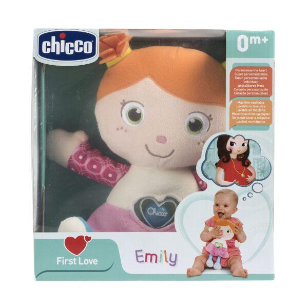 EMILY PRIMA BAMBOLA - Giocattoli Toys Center ALTRI Femmina 0-2 Anni Chicco