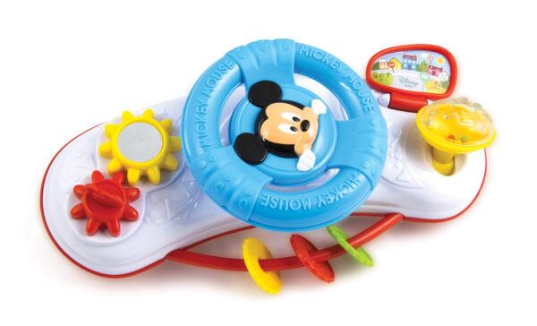 BABY MICKEY VOLANTE DA PASSEGGINO - DISNEY - DISNEY - Marche - Disney - Giochi per l'infanzia