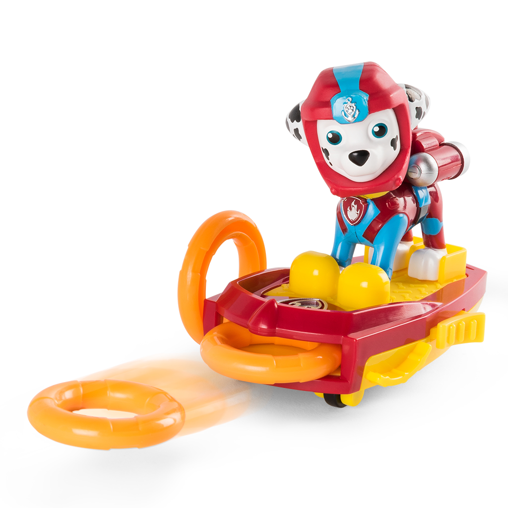PAW PATROL Action Pup Sea Patrol Ass.to - Toys Center