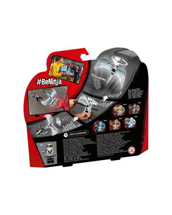 LEGO NINJAGO ALTRI 70648 - Zane - Maestro dragone - Lego Ninjago - Toys Center Unisex 12+ Anni, 5-8 Anni, 8-12 Anni