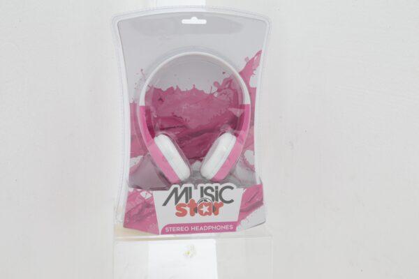 CUFFIE STEREO GIRL - Musicstar - Toys Center MUSICSTAR Femmina 12+ Anni, 5-8 Anni, 8-12 Anni ALTRI