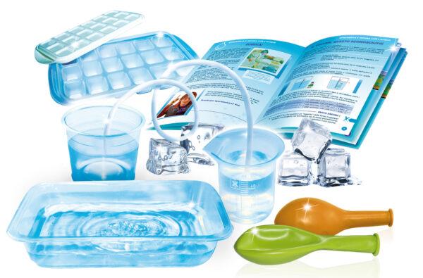 I'm a genius 20 esperim. Acqua e ghiaccio ALTRI Unisex 5-7 Anni, 5-8 Anni, 8-12 Anni I'M A GENIUS