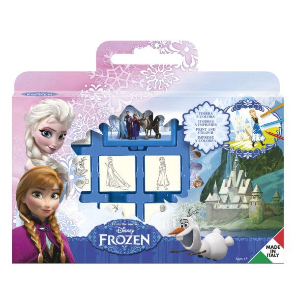 VALIGETTA  7T  FROZEN Disney Femmina 12-36 Mesi, 3-4 Anni, 3-5 Anni, 5-7 Anni, 5-8 Anni Disney Frozen
