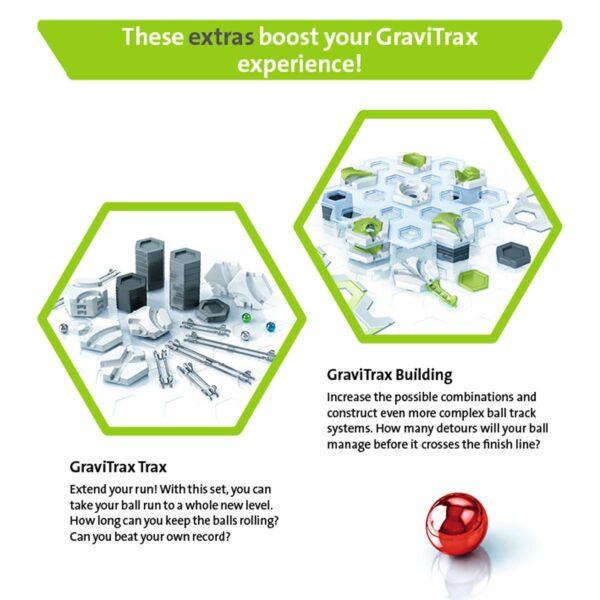 RAVENSBURGER CLASSIC ALTRI GraviTrax Starter Kit - Gioco di società Ravensburger Unisex 12+ Anni, 5-8 Anni, 8-12 Anni