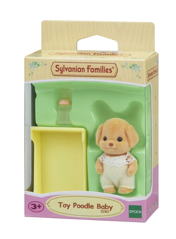 Bebè Barboncino SYLVANIAN FAMILIES Femmina 12-36 Mesi, 3-4 Anni, 3-5 Anni, 5-7 Anni, 5-8 Anni, 8-12 Anni ALTRI