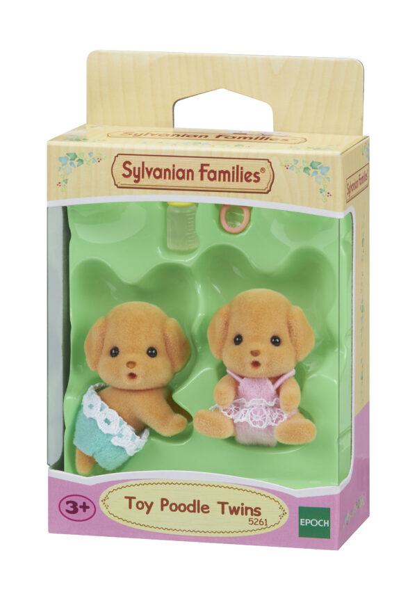 Sylvanian Families – Gemelli Barboncino SYLVANIAN FAMILIES Femmina 12-36 Mesi, 3-4 Anni, 3-5 Anni, 5-7 Anni, 5-8 Anni, 8-12 Anni ALTRI
